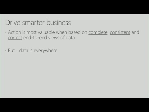 Connect Dynamics 365 and business application data with Common Data Service for powerful