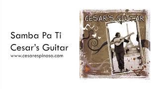 SAMBA PA TI - Latin Guitar Music