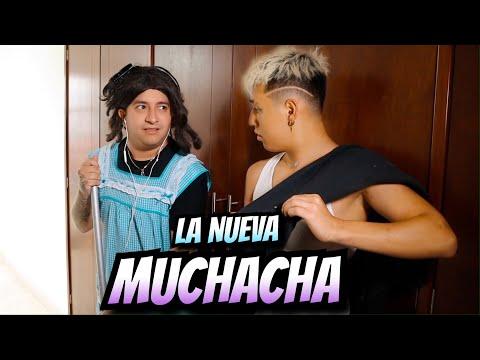 LA NUEVA MUCHACHA ft. Mario Aguilar - SoyFredy