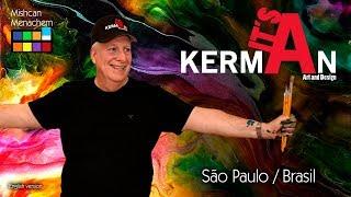 Neil Kerman - São Paulo / Brasil  - (English version)