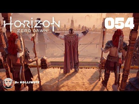 Horizon Zero Dawn #054 - Der Schrecken der Sonne [PS4] Let's play Horizon Zero Dawn