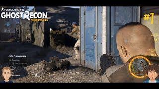 Ghost War - Ghost Recon: Wildlands - Goofing Around Ep. 1