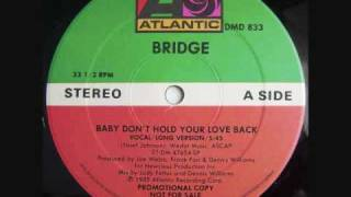 Bridge - Baby Don