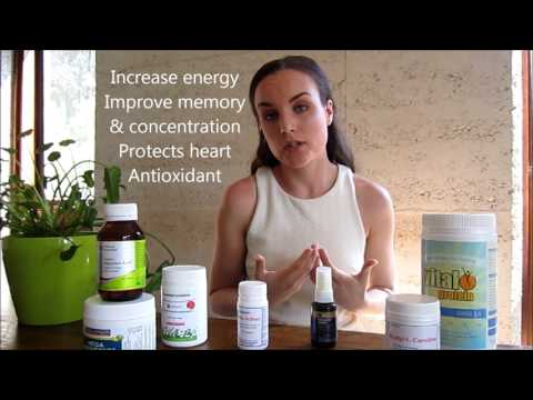 Nutritional Supplements for CFS & Fibromyalgia