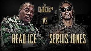 Head I.C.E. vs Serius Jones