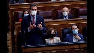 Sánchez ofrece ahora al PP revisar en 4 meses el estado de alarma