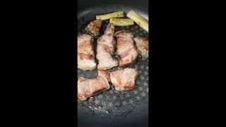 겉바속촉 돼지고기 구이 먹방 요리 ASMR
