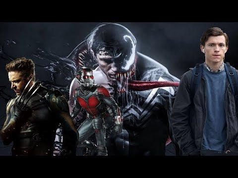 Venom, Ant man and the Wasp updates!