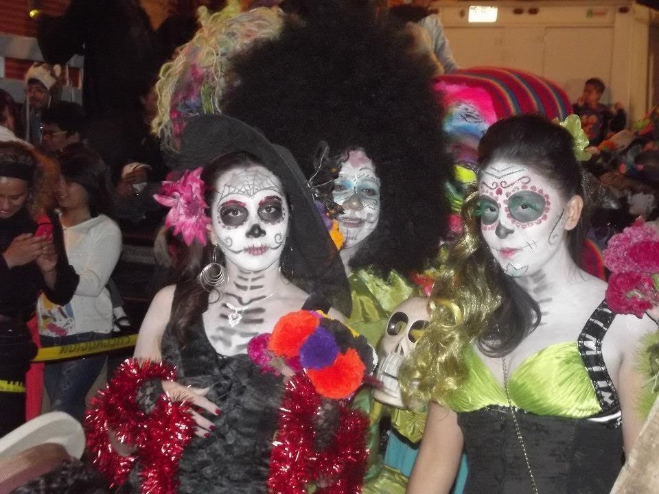 disfraces de halloween en df