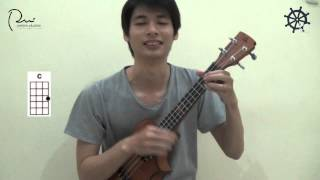 Ukulele - Belajar Lagu (Marry You - Bruno Mars)