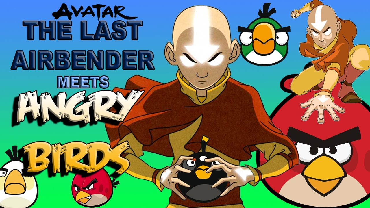 Avatar The Last Air Bender Rings