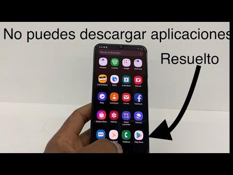 No puedo descargar Aplicaciones en mi Celular Play Store ( Solucion)