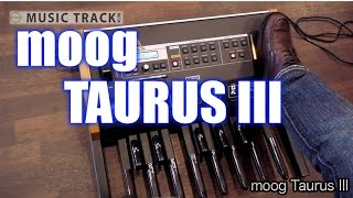 MOOG Taurus III Demo&Review