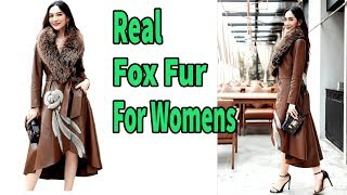 Womens new winter jacket - really fox & Faux Fur on AliExpress/Aliaddict