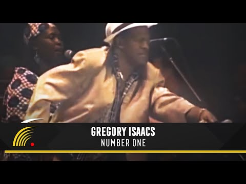 Gregory Isaacs - Number One - Live Bahia Brazil