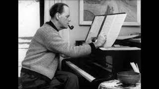 Holmboe String Quartet No 1 (Erling Bloch Quartet, 1951)