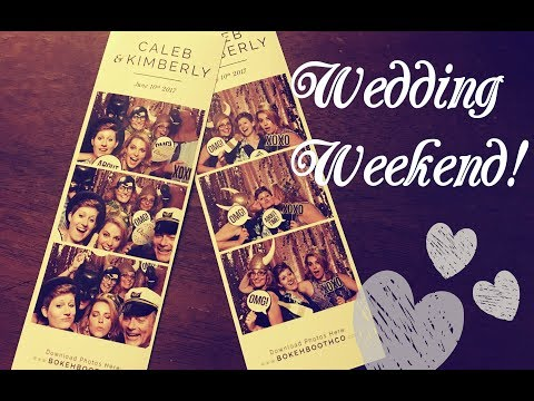 WEDDING WEEKEND!  Our Fort Worth Adventure!