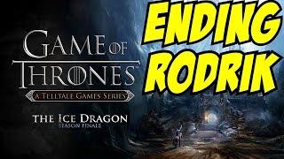 Game of Thrones Episode 6 Ending Rodrik Playthrough Final Boss Fight Season 2 Trailer
