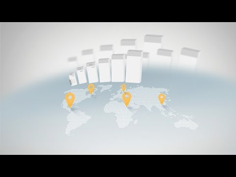 World Map Infographic Prezi Template
