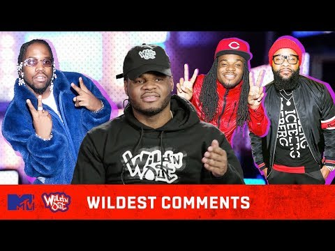Wildest Comments | Wild 'N Out