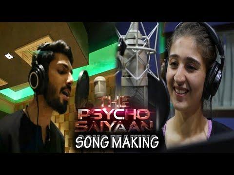 dhvani-bhanushali-&-anirudh-ravichander-sings-psycho-saiyaan-song-|-saaho-song-making-|-prabhas