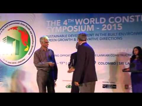 The 4th World Construction Symposium - 2015