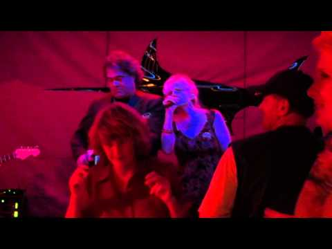 Rebecca The Songbird Rocking Out At The Swordfish Grill Cortez Florida 2013