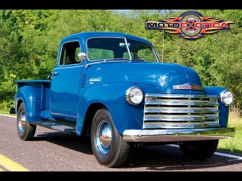 1949 Chevrolet 3600 3/4 ton Pickup (SOLD)