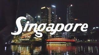Singapore Montage