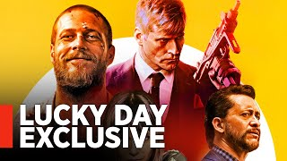 Lucky Day (2019)   Exclusive Clip, Crispin Glover, Luke Bracey
