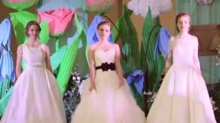 YWD2016 Показ свадебных платьев основной коллекции Dominiss