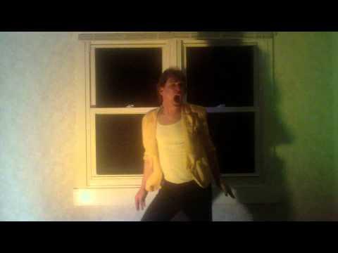 Jay Dancing to Mick Jagger
