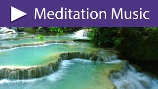 Peaceful Time for Meditation 😌 Water Sounds for Harmony, Stress Management