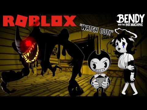 Bendy Statue Batim Roblox Bendy Finds Beast Bendy Roblox Batim Youtube