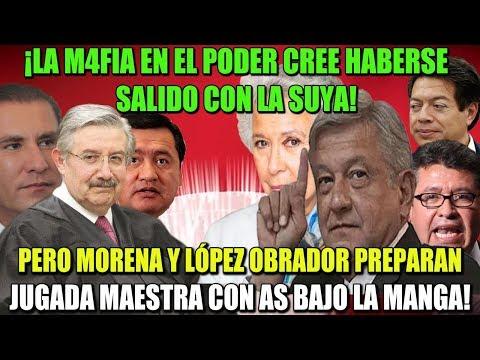 ¡JUICIO POLÍTICO CONTRA MINISTROS PARA DESTITUIRLOS! UNA OPCIÓN REAL PARA AMLO Y MORENA