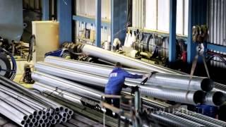 видео производство трубы ппу в России