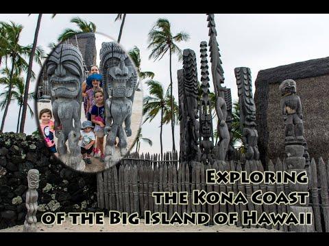 2017 - Hawaii Trip - Kona Coast