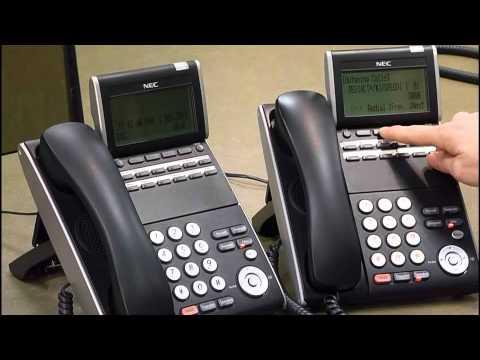 NEC Phone Training