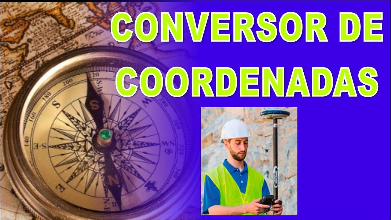 Conversor de coordenadas: Aprenda a converter coordenadas