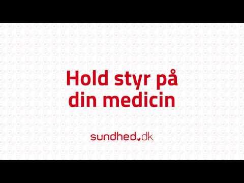 sundhed dk medicin