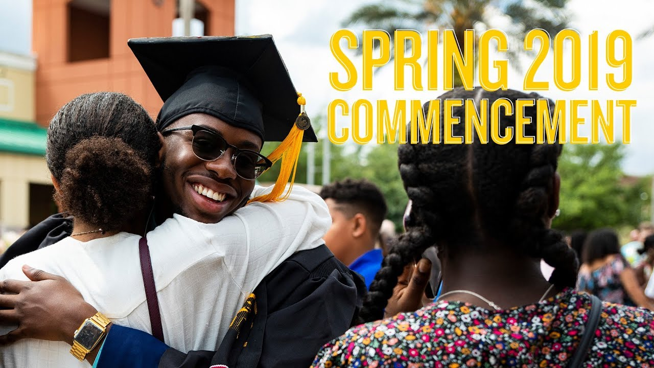 UCF Spring 2019 Commencement