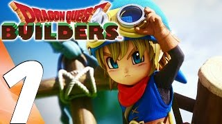 Dragon Quest Builders (PS4) - Gameplay Walkthrough Part 1 - Prologue (Full Game)