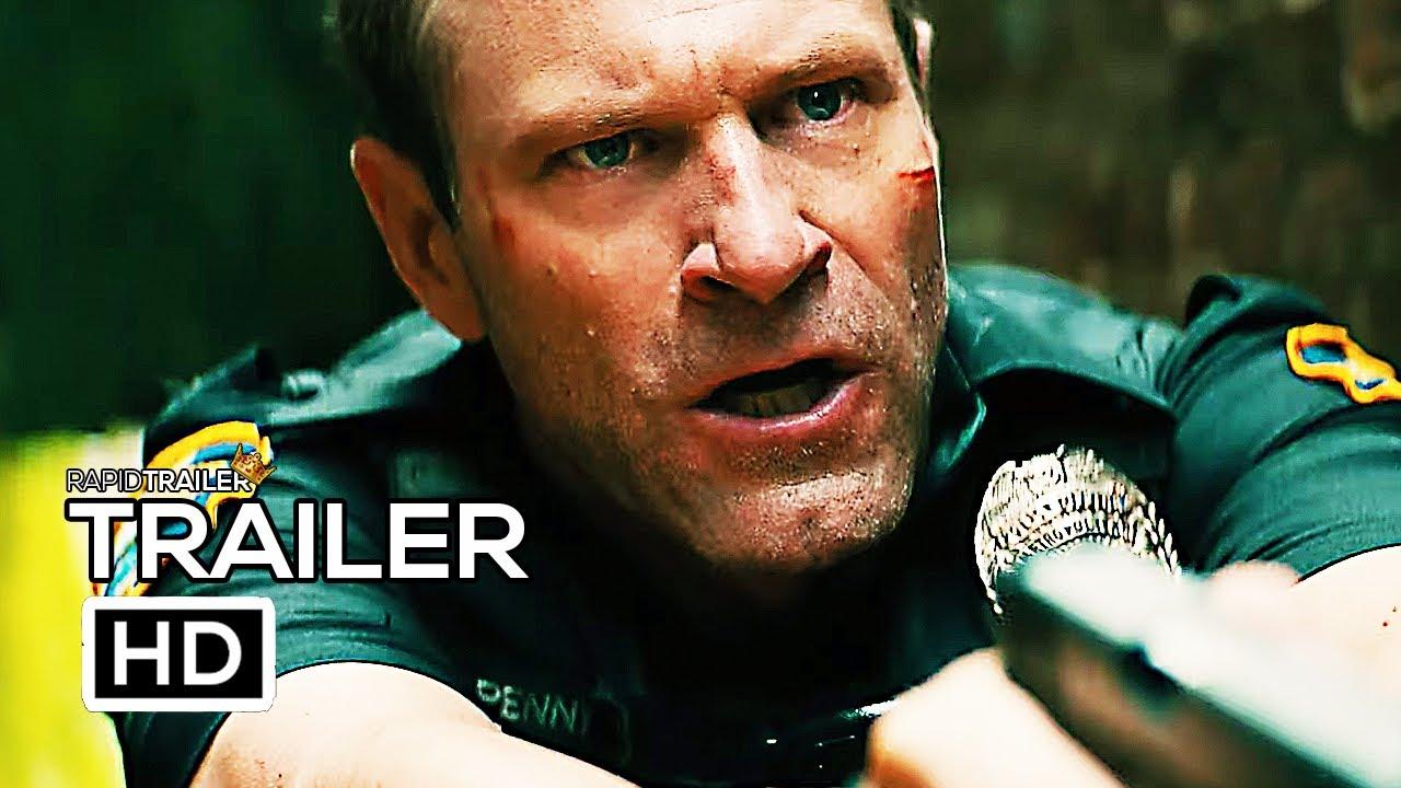 LINE OF DUTY Official Trailer (2019) Aaron Eckhart, Dina Meyer Movie HD