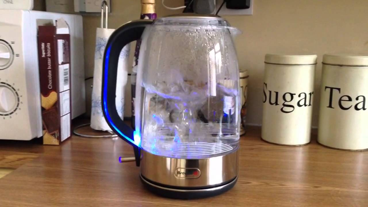 Electric Kettle Glass Breville