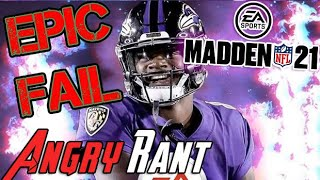 Madden 21 - Angry Rant!