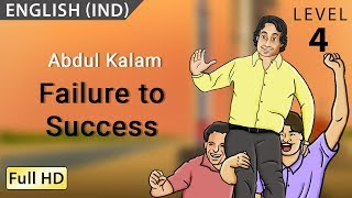 "Abdul Kalam, Failure to Success: Learn English - Story for Children ""BookBox.com"""