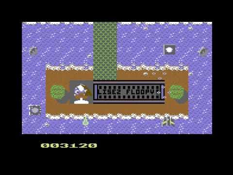 C64 Game: Terra-Flight