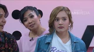 RUMPI - Umay Disebut Penyebab Putusnya Vebby Dengan Baim Wong (6/8/18) Part2