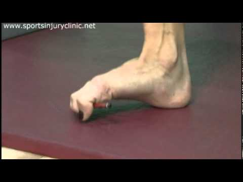 cures for plantar fasciitis pain