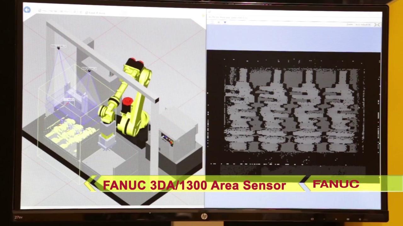 Robotic Vision Products - FANUC iRVision | FANUC America